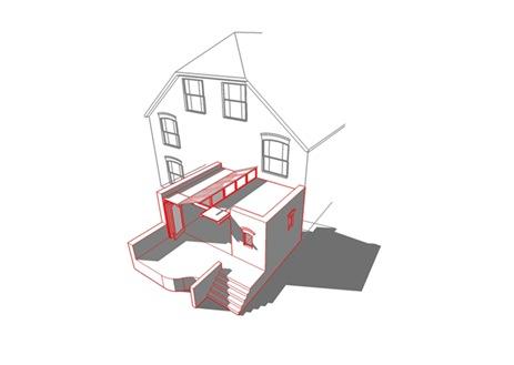 Liz Brimble white model red outline 02